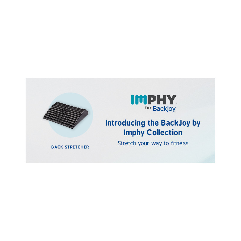 How to Use the Imphy for BackJoy Back Stretcher